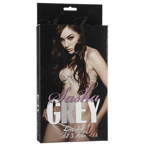 Sasha Grey 3 Holes Love Doll