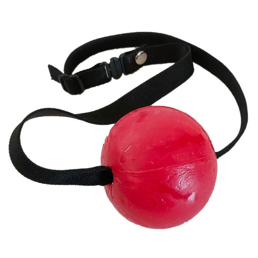 Strawberry Candy Ball Gag