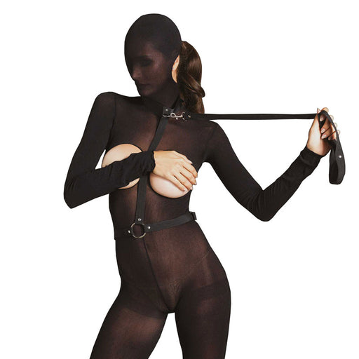 Kink Nylon Bondage Harness UK 8 to 14