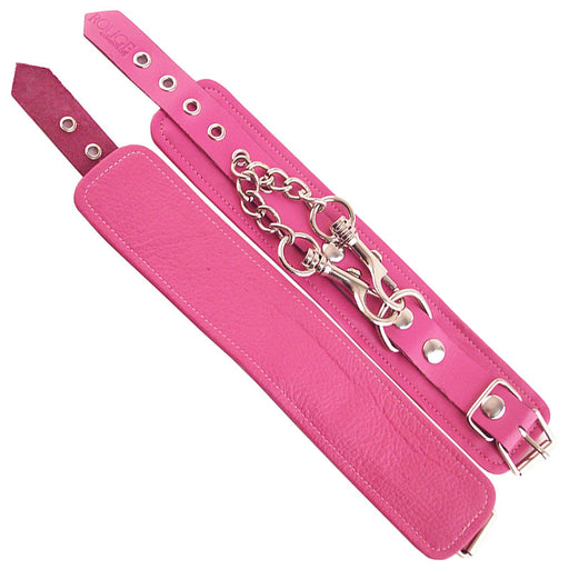 Rouge Garments Wrist Cuffs Pink