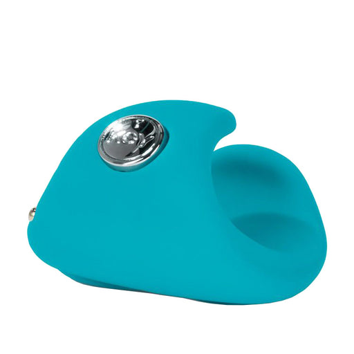 Jopen Key Pyxis Waterproof Vibrating Silicone Finger Massager