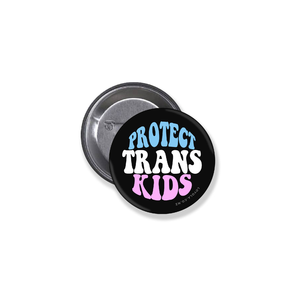 Badge | Protect Trans Kids