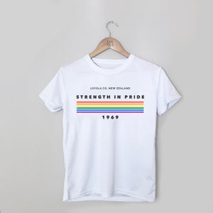 T-shirt | Strength in Pride