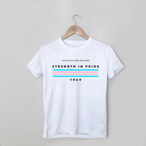 T-shirt | Strength in Pride | Trans
