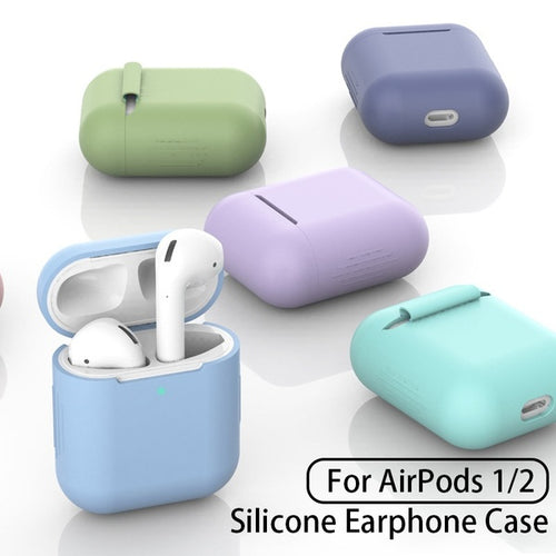 Soft Protective Cover for AirPods
