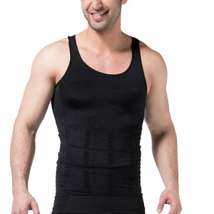 Men Body Shaper Corsets Slimming Body Vest