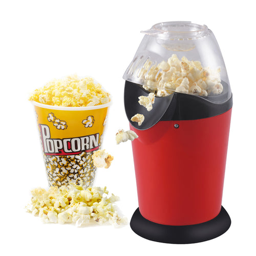 Portable Electric Popcorn Maker Kitchen Desktop Mini DIY Corn Maker