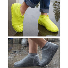Load image into Gallery viewer, Portable Waterproof Silicone Shoe Cover