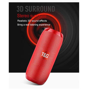 Hot Sale Portable Powerful Bass Bluetooth Speaker