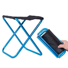 Load image into Gallery viewer, Ultra Lightweight Portable Folding Chair