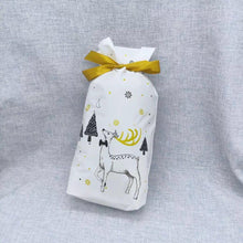 Load image into Gallery viewer, 50 PCS Halloween Christmas Drawstring Bag Candy Bag