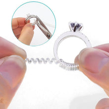 Load image into Gallery viewer, 1PCS Transparent Adjustment Shrink Ring Elastic Retainer