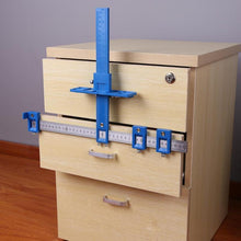 Load image into Gallery viewer, Multifunctional Furniture Woodworking Punch Locator