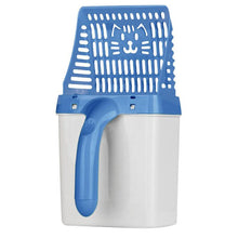 Load image into Gallery viewer, Pet Dog Cat Litter Shovel Pet Cleaning Tool Scoop Sift Cat Sand Cleaning Products