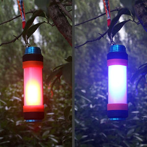 Multifunctional Tent Lamp Camping Rechargeable Led Outdoor Emergency Lighting Can Be Adsorbed Hanging