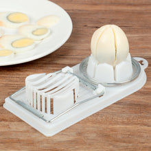 Load image into Gallery viewer, 2 in 1 Multi-Function Egg Cutter
