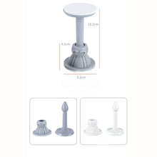 Load image into Gallery viewer, Door Stopper Adhesive Door Wall Bumper Floor  Doorstop Holder