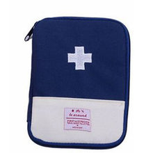 Load image into Gallery viewer, Portable Outdoor First Aid Kit Bag Pouch Travel Medicine Package Emergency Kit
