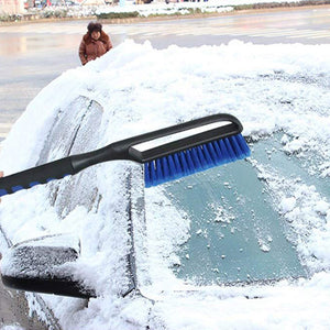 Auto Car Snow Brush Ice Scraper Snow Ice Removal Tools Vehicle Snowbrush Shovel