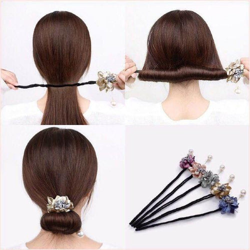Fashion DIY Hairstyle Headband Tools
