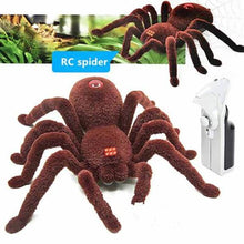 Load image into Gallery viewer, Electric Remote Control Spider Toy