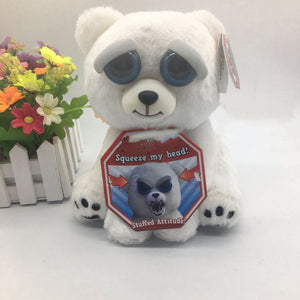 Naughty Little Pet Bear Doll Toy