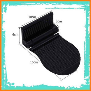 Anti Slip Punch-Free Bathroom Foot Rest