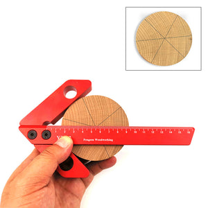 Drillpro YX-1/YX-2 Woodworking Center Scriber Wood Measuring Tool