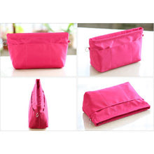 Load image into Gallery viewer, Large Capacity Portable Cosmetic Bag