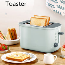 Load image into Gallery viewer, Electric Mini Bread Toaster Oven Fast Baking Machine