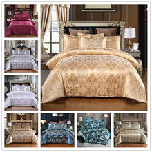 Load image into Gallery viewer, High Quality Jacquard Bedding Set No Sheet No Filling