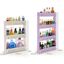 Load image into Gallery viewer, Refrigerator Gap Storage Organizer 2/3 Layers Organizing Shelf
