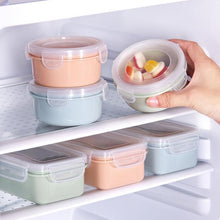 Load image into Gallery viewer, Mini Refrigerator Fresh-keeping Box Lunch Box Bowl