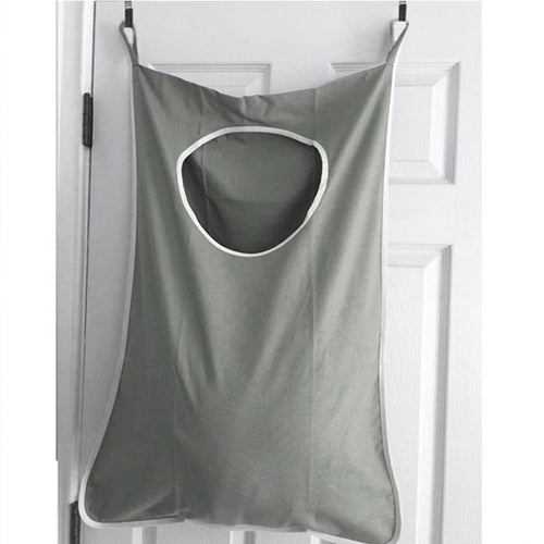 Household Door Hanging Large Wall Mounted Laundry Organizer Bag