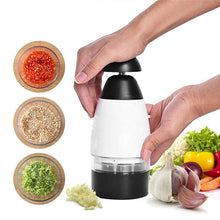 Load image into Gallery viewer, Garlic Onion Chopper Food Cutter Chopping Machine