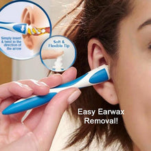 Load image into Gallery viewer, Portable Earwax Cleaner Rotating Smart Ear Wax Removal Tools