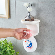 Load image into Gallery viewer, Hand Sanitizer Shampoo Hanging Free Punch Rack