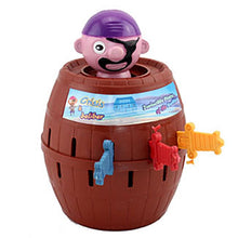 Load image into Gallery viewer, Lucky Stab Pop Up Pirate Bucket Toys