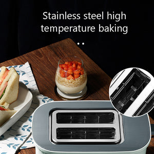 Electric Mini Bread Toaster Oven Fast Baking Machine