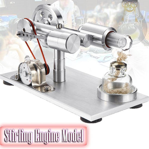Educational Toy Experimental Stirling Engine Motor Model