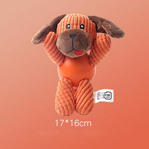 Puppy Molar Bite-resistant Cloth Toys