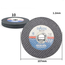 Load image into Gallery viewer, Angle Grinder Cutting Wheel Polishing Sheet Grinding Saw Blade