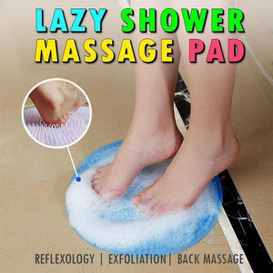 Bath Mat Massage Backwash Pad