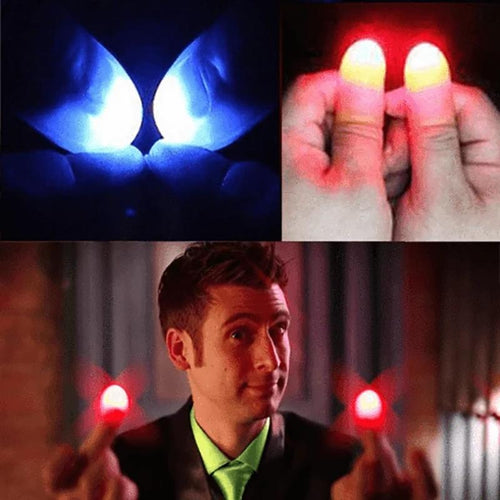 Magician Glowing Thumb