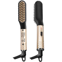 Load image into Gallery viewer, 3-In-1 Multifunction Men's Straightener Brush