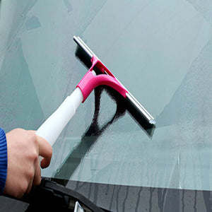 Magic Spray Type Window Cleaning Glass Wiper Washing Brush