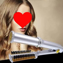 Load image into Gallery viewer, Multifunctional Two-way Rotating Curling Iron