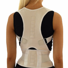 Load image into Gallery viewer, Adjustable Posture Brace Shoulder Orthopedic Brace Back Posture Corrector
