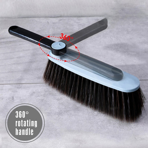 New Multifunctional Clean Dust Brush 360 Degree Rotation for Home Sofa Curtain Clothes
