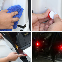 Load image into Gallery viewer, 4pcs Car Door LED Opening Warning Lamp Safely Flash Light Car Accessories
